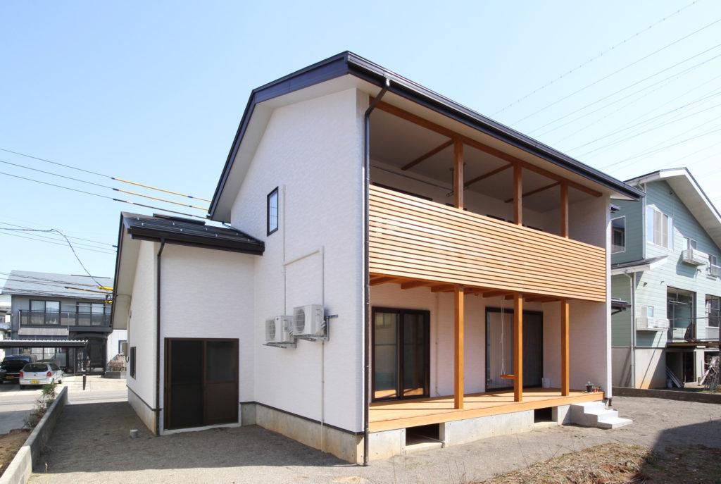 平成町の家