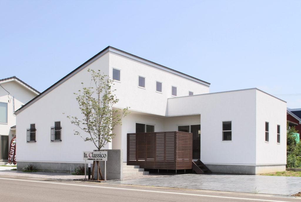土橋の家(イルクラシコ)