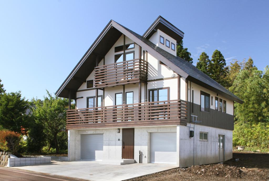 藤塚新田の家